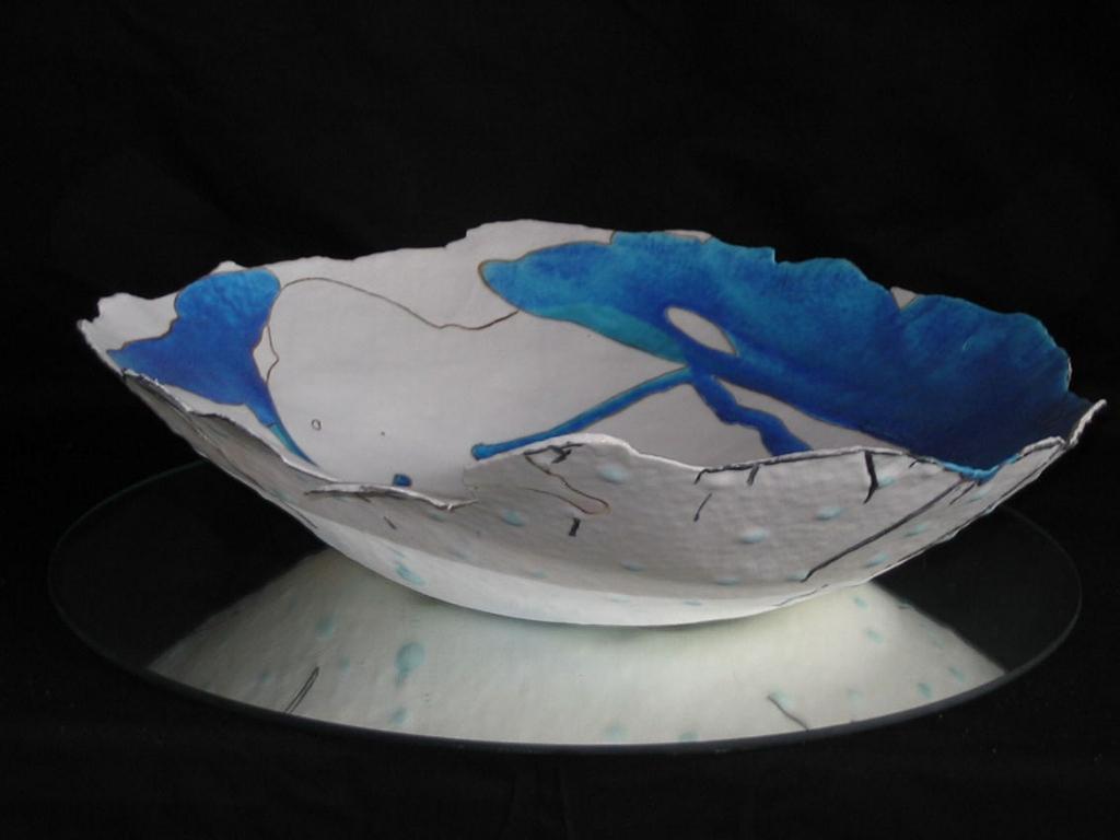 De LotusBloem, een kunstwerk van Sia Braakman