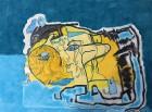 De tekening 'Confusion' van beeldend kunstenaar Sia Braakman